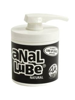 Anal Lube Natural 6oz-0