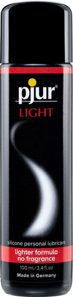 Pjur Light Silicone Lubricant 100ml-0