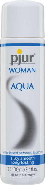 Pjur Woman Aqua Waterbased Lubricant 100ml-0