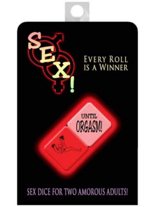 Sex! Dice Game-0