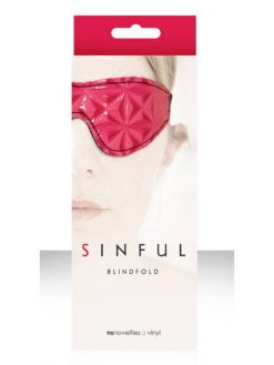 Sinful Blindfold-0