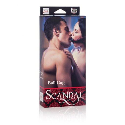 Scandal Ball Gag-342