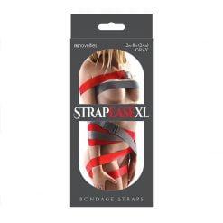 Strap Ease XL Bondage Straps 2pc - 8ft-0
