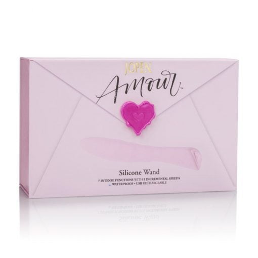 Amour Silicone Wand-3005