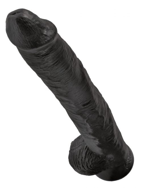 King Cock 14 Inch Cock with Balls-547