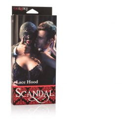 Scandal Lace Hood-0