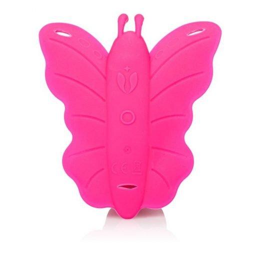 Venus Butterfly Silicone Remote Venus Penis -Pink-3202