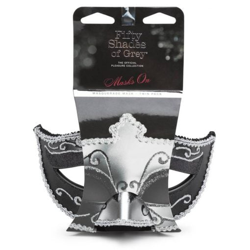 Fifty Shades Of Grey Masks On-130