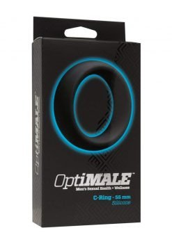 OptiMALE C-Ring 55mm Silicone-0