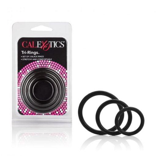 CalExotics Tri Rings 3pk -0