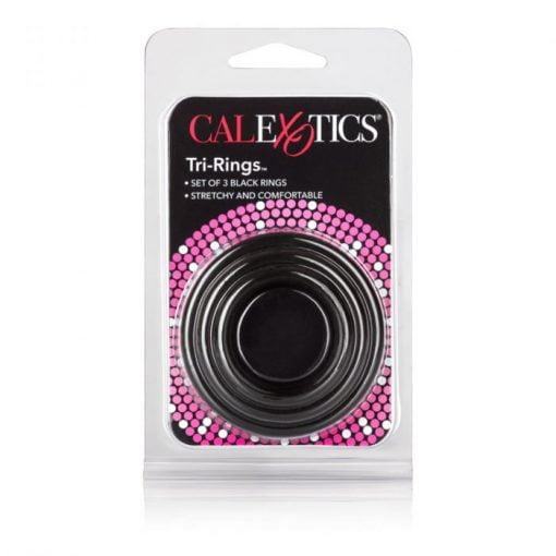 CalExotics Tri Rings 3pk -11847