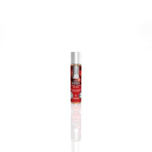 Jo H2O Flavoured Lubricant 1oz -Strawberry Kisses-0
