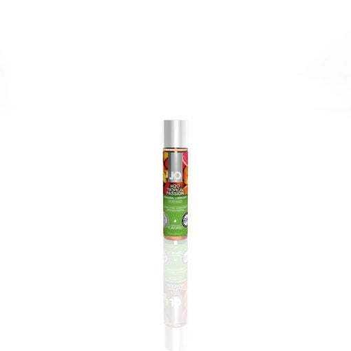 Jo H2O Flavoured Lubricant 1oz - Tropical Passion-0