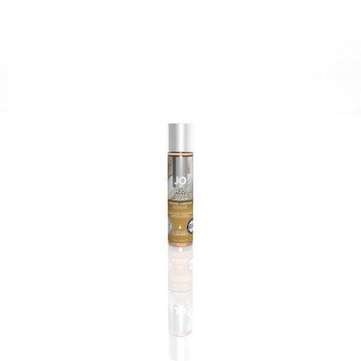 Jo H2O Flavoured Lubricant 1oz - Vanilla Cream-0