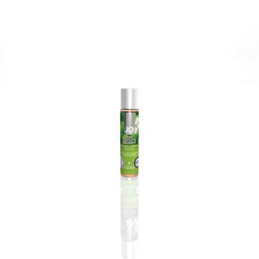 Jo H2O Flavoured Lubricant 1oz - Green Apple Delight-0