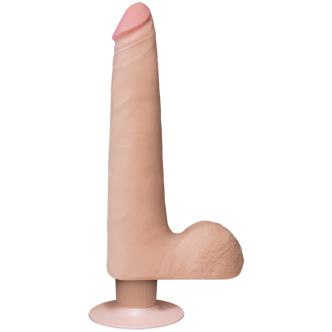 The Realistic Cock Slim 9 Inch-6516