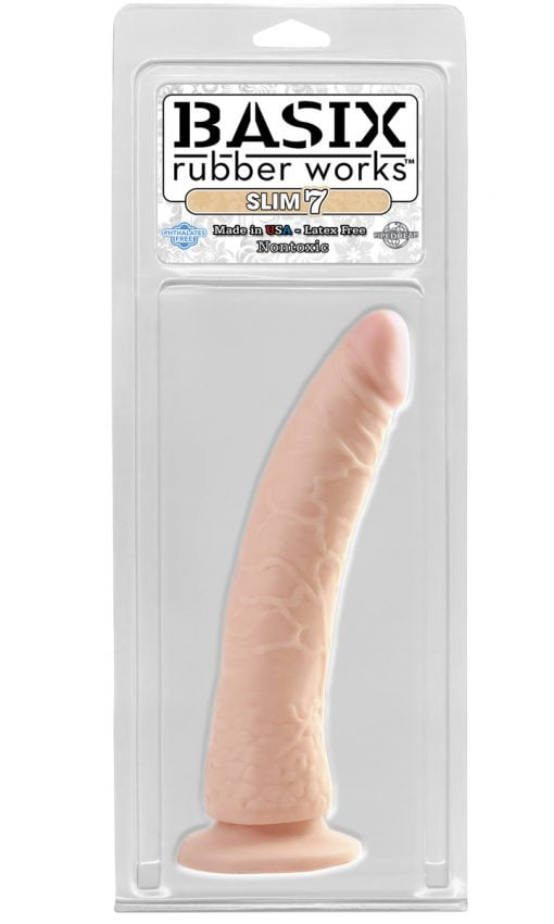 Basix Slim Dong 7 Inch-0