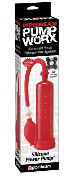 Pump Worx Silicone Power Pump-7279