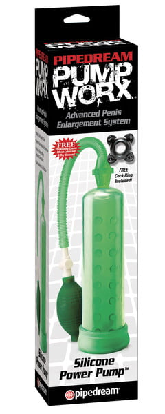 Pump Worx Silicone Power Pump-7281