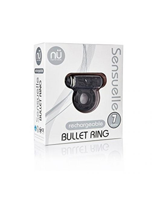 Sensuelle Rechargeable Bullet Ring-6700