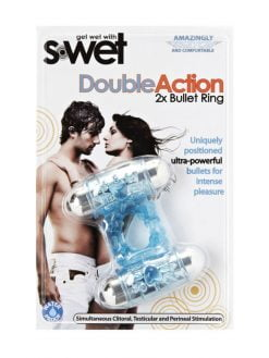 S-Wet Double Action 2 x Bullet Ring-0