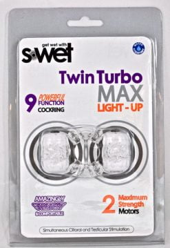 S-Wet Twin Turbo Max Light-Up-0