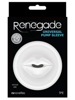 Renegade Universal Pump Sleeve - Mouth-0