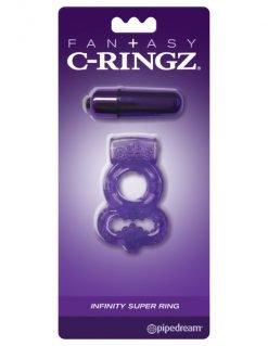 Fan+asy C-Ringz Infinity Super Ring-0