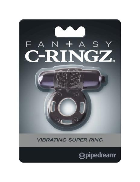 Fan+asy C-Ringz Vibrating Super Ring-8253
