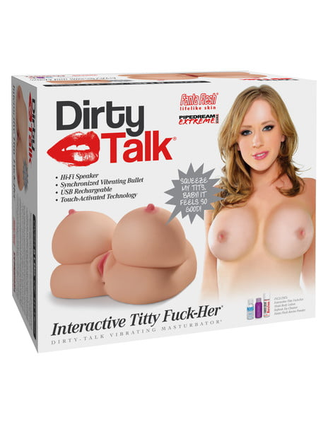Dirty Talk Interactive Titty Fuck Her