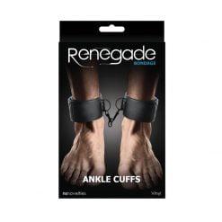 Renegade Bondage Ankle Cuffs-0