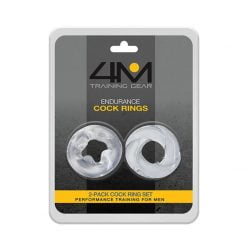 4M Endurance Cockrings 2pk-0