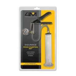 4M Endurance Penis Pumping Set 2x9 Inch-0