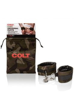 Colt Camo Universal Cuffs-0