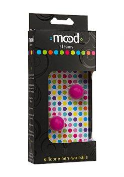 Mood Steamy Silicone Ben-Wa Balls-0