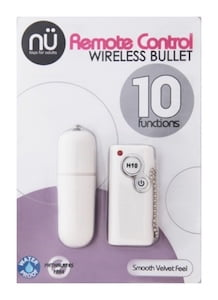 Nu Remote Control Wireless Bullet-0