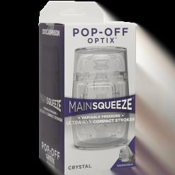 Main Squeeze Pop-Off Optix - Crystal-0