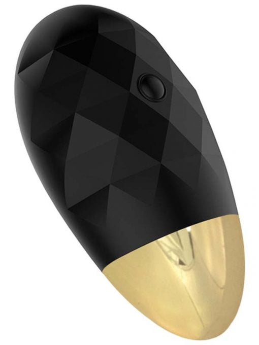 Diamonds The Lady Rechargeable Egg w Remote & Panty-12637