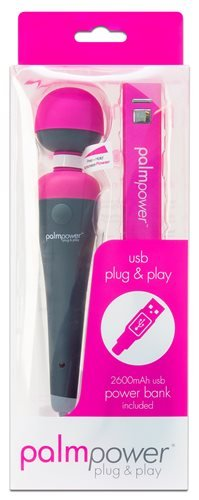 Palm Power Plug & Play Massager-0